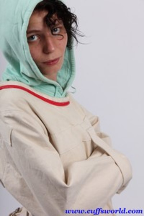 Product picture Eva in a Posey Straightjacket